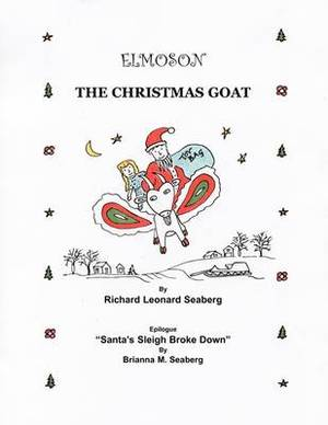 Elmoson The Christmas Goat