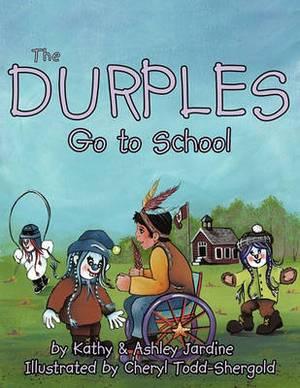 The Durples: Go to School