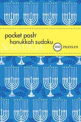 Pocket Posh Hanukkah Sudoku: 100 Puzzles