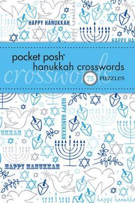 Pocket Posh Hanukkah Crosswords: 75 Puzzles