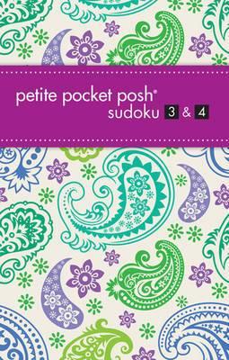 Petite Pocket Posh Sudoku 3 & 4