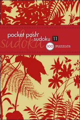 Pocket Posh Sudoku 11: 100 Puzzles