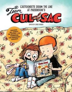 Team Cul de Sac: Cartoonists Draw the Line at Parkinson's
