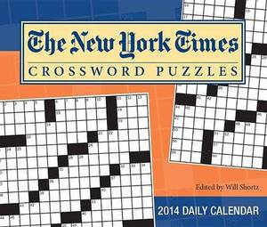 New York Times Crossword Puzzles 2014 Box Calendar