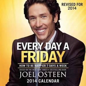 Every Day a Friday 2014 Box Calendar