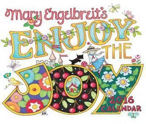Mary Engelbreit's Enjoy the Joy Day-To-Day Calendar
