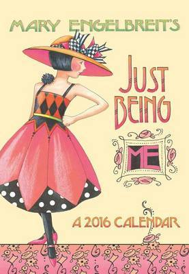 Mary Engelbreit 2016 Monthly Pocket Planner: Just Being Me!