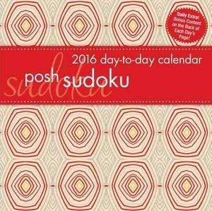 2016 Posh: Sudoku DTD