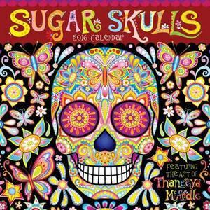 2016 Sugar Skulls Wall