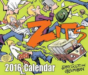 Zits 2016 Day-To-Day Calendar