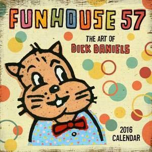 2016 Funhouse57 Wall