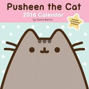 2016 Pusheen the Cat Wall