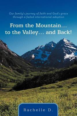 From the Mountain...to the Valley...and Back!: Our Family's Journey of Faith and God's Grace Through a Failed International Adoption