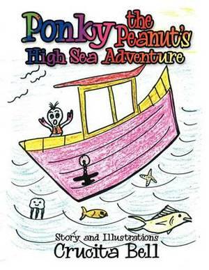 Ponky the Peanut's High Sea Adventure