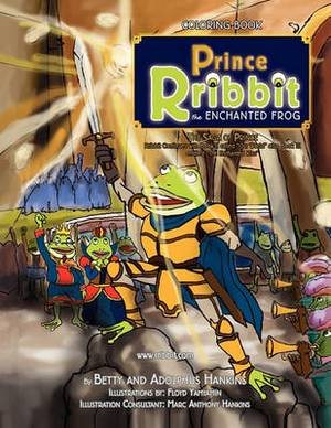 Prince Rribbit the Enchanted Frog
