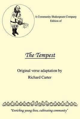 A Community Shakespeare Company Edition of the Tempest