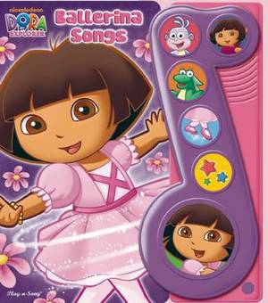 Dora the Explorer: Ballerina Songs