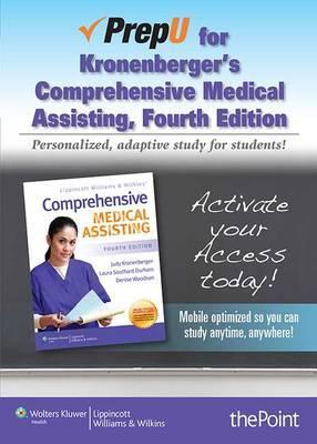 Prepu for Kronenberger's Comprehensive Medical Assisting
