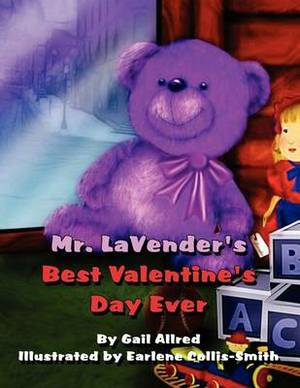 Mr. Lavender's Best Valentine's Day Ever