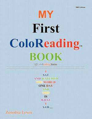 I Sat and Watched the World One Day: ColoReading
