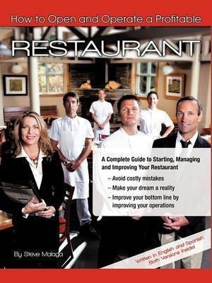 How to Open and Operate a Profitable Restaurant
