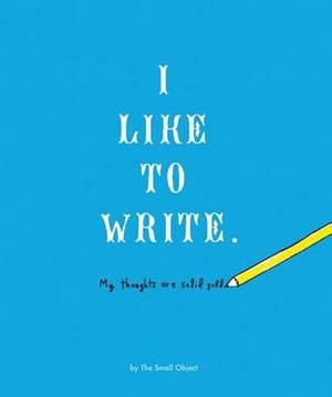 I Like to Draw / I Like to Write Journal