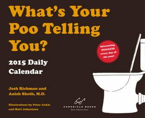 2015 Daily Calendar: What's Your Poo Telling You