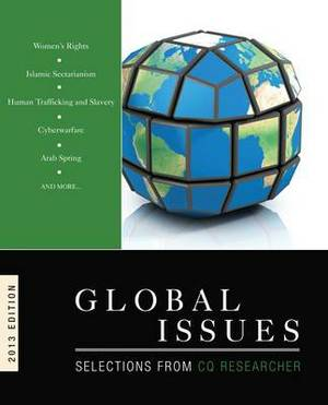 Global Issues: Selections from CQ Researcher: 2013