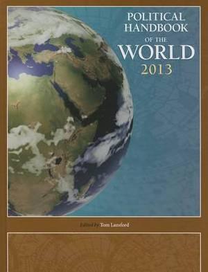 Political Handbook of the World 2013