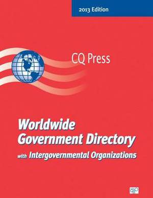 Worldwide Government Directory with Intergovernmental Organizations