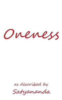 Oneness: As Described by