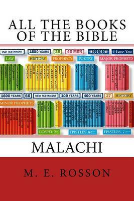 All the Books of the Bible: The Book of Malachi