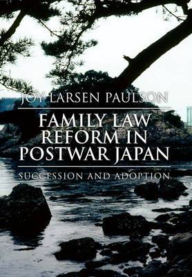 Family Law Reform in Postwar Japan