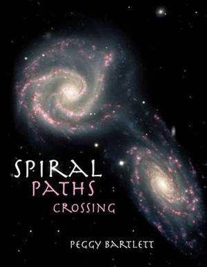 Spiral Paths Crossing