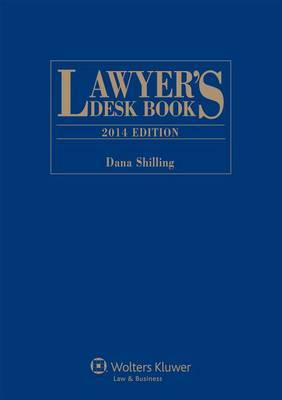 Lawyers Desk Book, 2014 Edition
