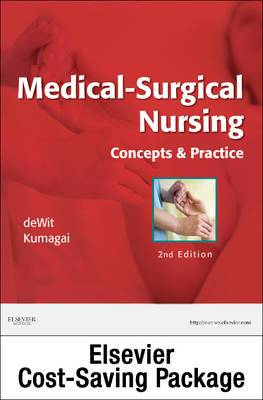 Medical Surgical Nursing - Text and Virtual Clinical Excursions 3.0 Package: Concepts and Practice