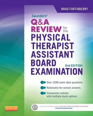 Saunders Q&A Review Physical Therapist Assistant Board Exam