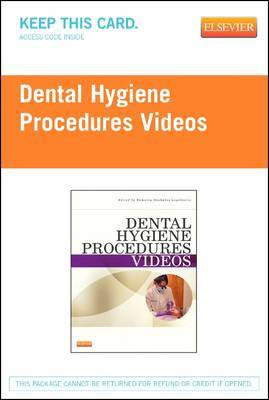 Dental Hygiene Procedures Videos - Access Code
