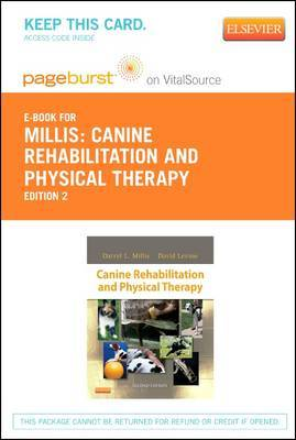 Canine Rehabilitation and Physical Therapy - Elsevier eBook on Vitalsource (Retail Access Card)