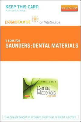 Dental Materials - Elsevier eBook on Vitalsource (Retail Access Card): A Pocket Guide
