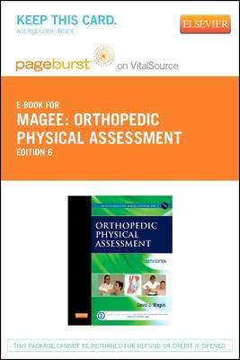 Orthopedic Physical Assessment - Elsevier eBook on Vitalsource (Retail Access Card)