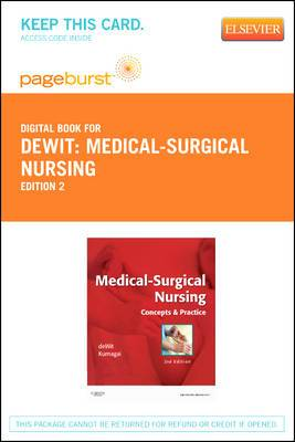Medical-Surgical Nursing - Elsevier eBook on Vitalsource (Retail Access Card): Concepts and Practice
