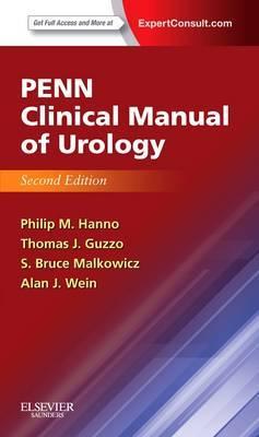 Penn Clinical Manual of Urology: Expert Consult 2e