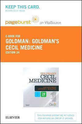 Goldman's Cecil Medicine - Elsevier eBook on Vitalsource (Retail Access Card)