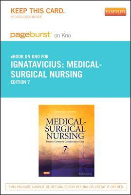 Medical-Surgical Nursing - Elsevier eBook on Intel Education Study (Retail Access Card): Patient-Centered Collaborative Care