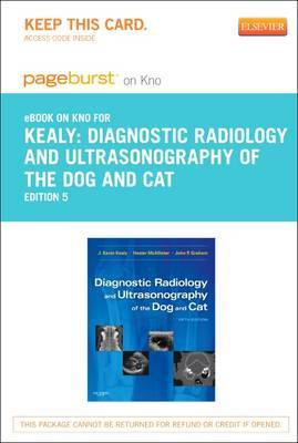 Diagnostic Radiology and Ultrasonography of the Dog and Cat - Elsevier eBook on Intel Education Study (Retail Access Card)