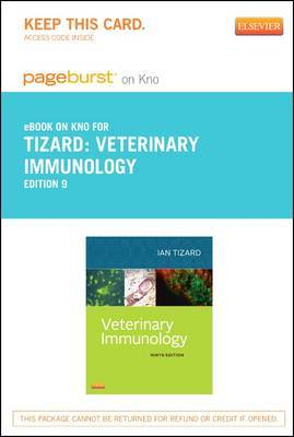 Veterinary Immunology - Elsevier eBook on Intel Education Study (Retail Access Card)