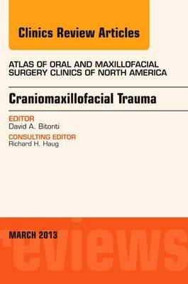 Craniomaxillofacial Trauma Vol 21-1