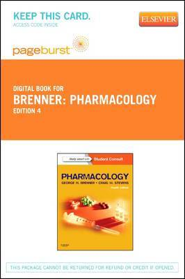 Pharmacology - Elsevier eBook on Vitalsource (Retail Access Card)