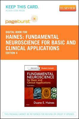Fundamental Neuroscience for Basic and Clinical Applications - Elsevier eBook on Vitalsource (Retail Access Card)